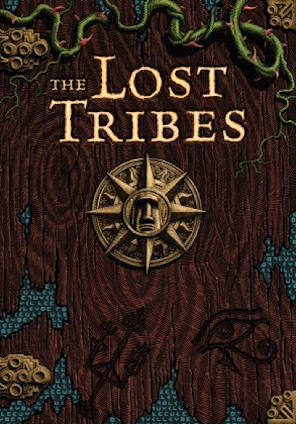 The Lost Tribes by C. Taylor-Butler (available March 2015)