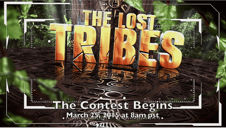 5 Days. 5 Challenges. Begins March 25. Rules posted next week!