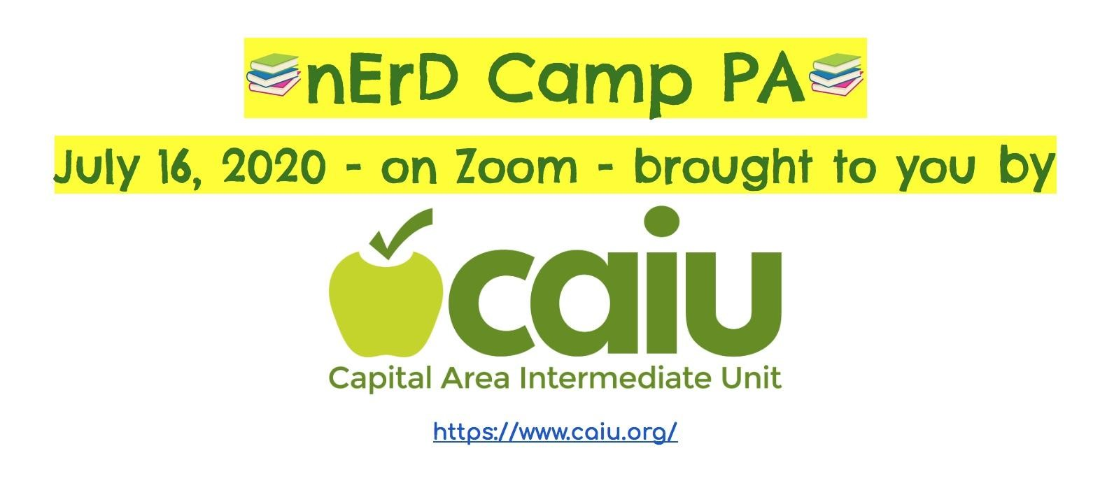 nErD Camp PA