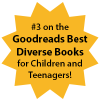 #3 on the Goodreads Best Diverse Books for Children and Teenager