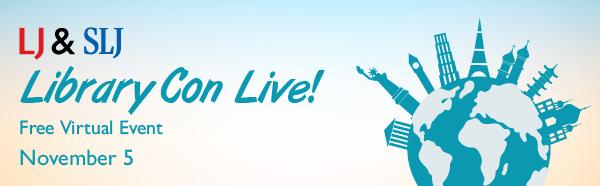 LibraryCon 2020 Live