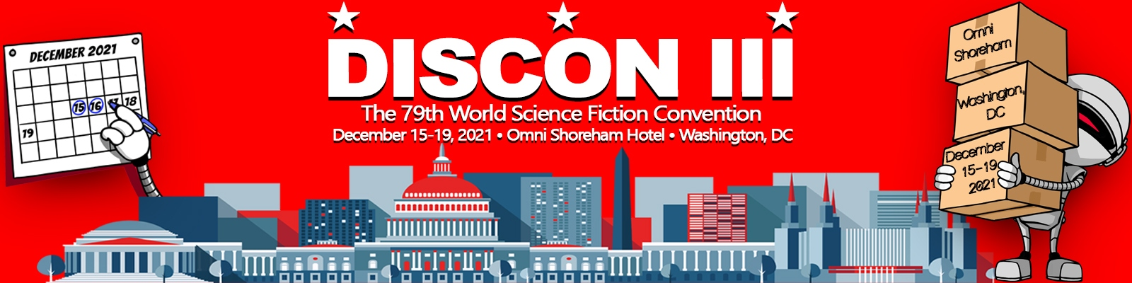 DisCon III, World Science Fiction Convention